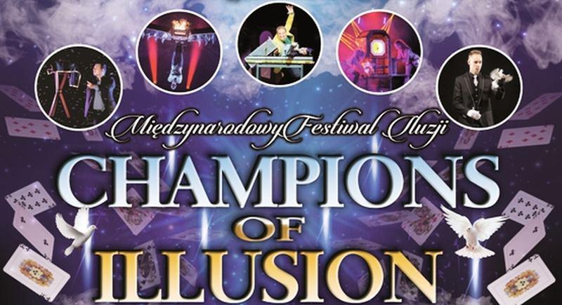 Międzynarodowy Festiwal Iluzji Champions Of Illusion